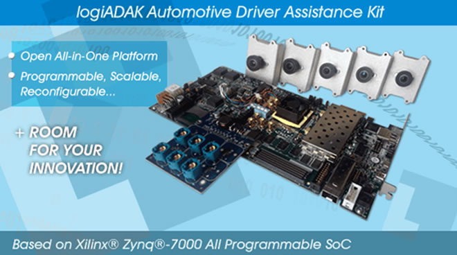 logiADAK Automotive Driver Assistance Kit